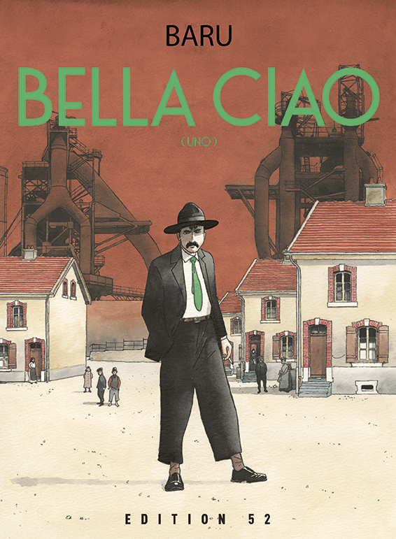 BELLA CIAO BAND # 1 - BARU (old)