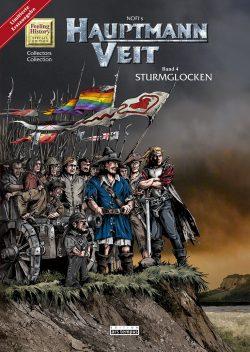 Hauptmann Veit, Band 4: Sturmglocken