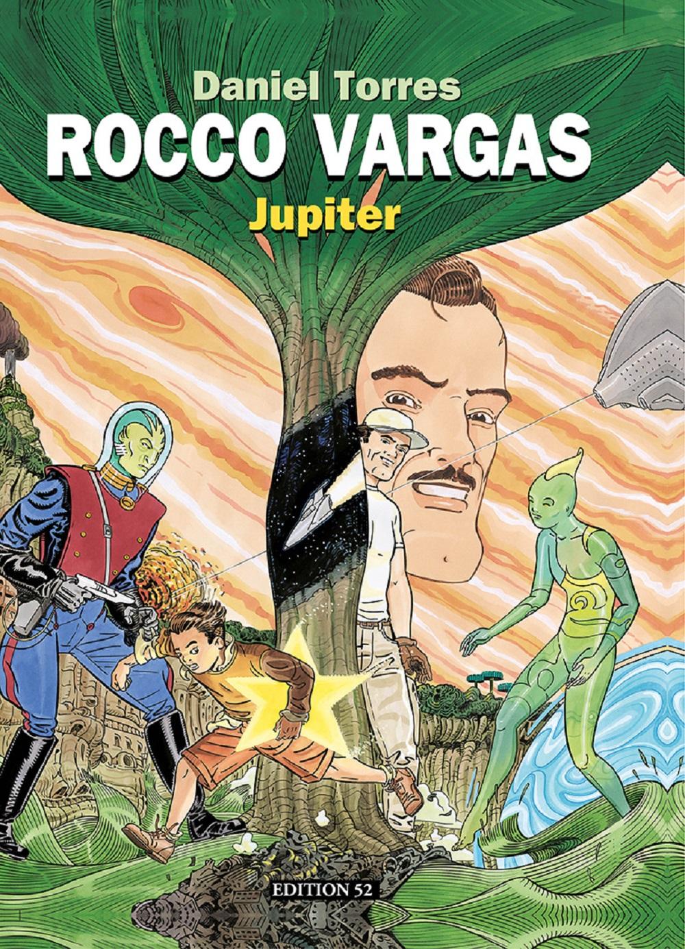 ROCCO VARGAS BAND # 9 (VORZUGSAUSGABE) JUPITER