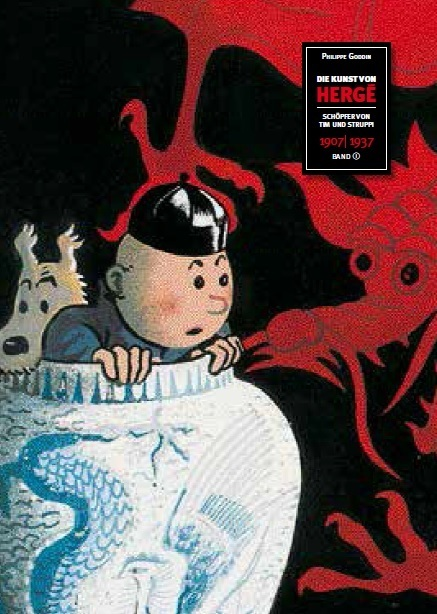 Die Kunst von Hergé - Band 1