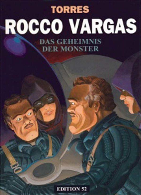 Rocco Vargas 7 (Luxusausgabe)
